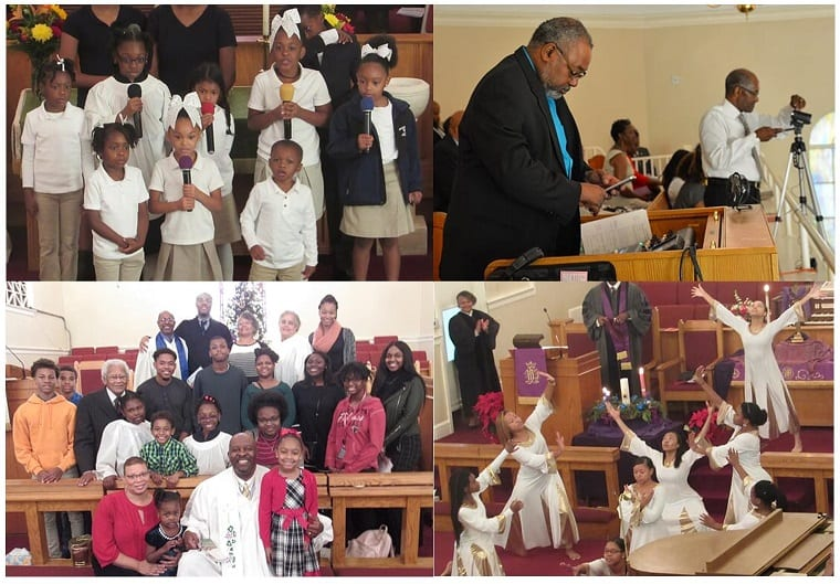 CUMC Website Central Ministries Collage