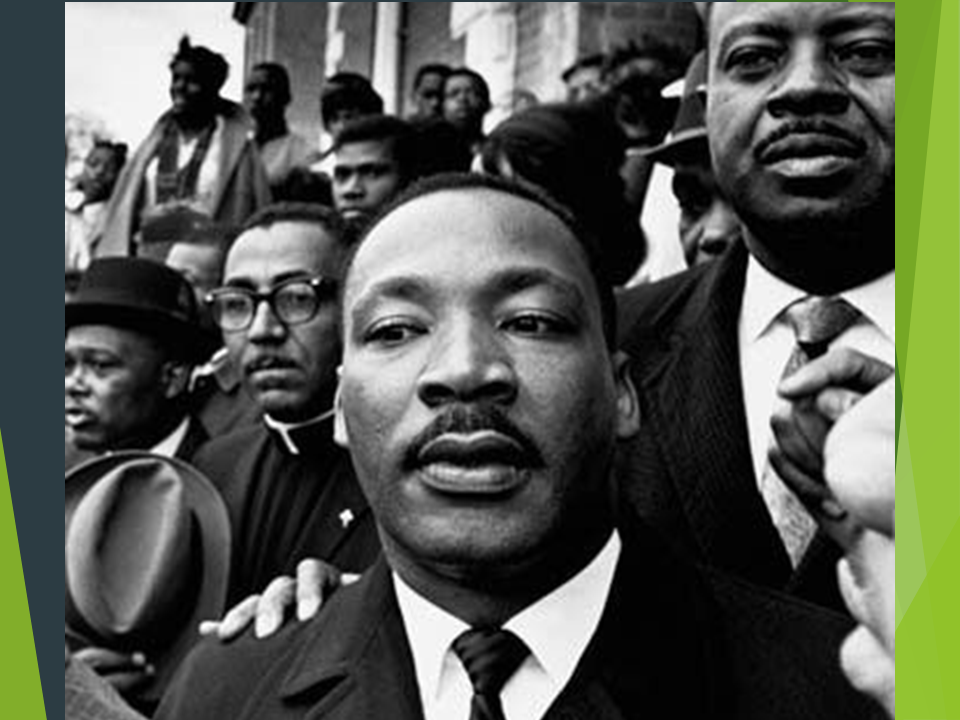 Rev Lowery with Dr King and Rev Abernathy