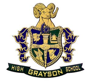 Grayson_High_School_coat_of_arms