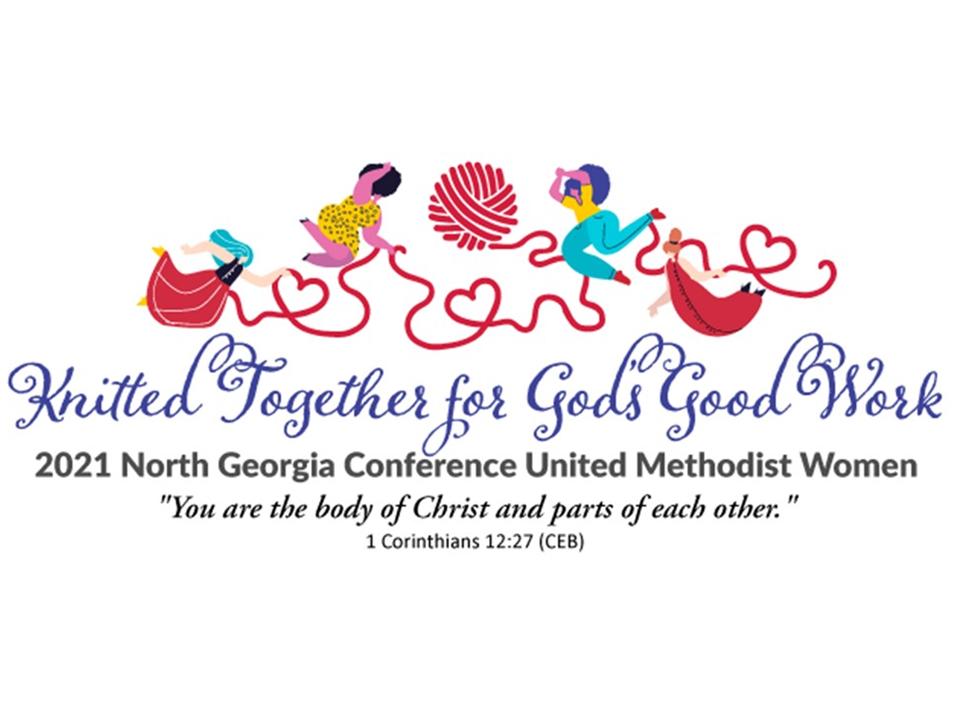 NG UMW 2021 Knitted Together Logo