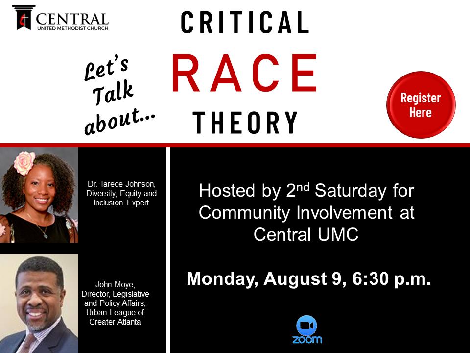 2nd Saturday Critical Race Theory Aug 9 2021 - web