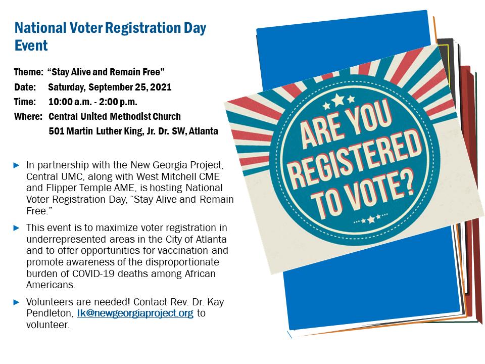 National Voter Registration Day Event rev2